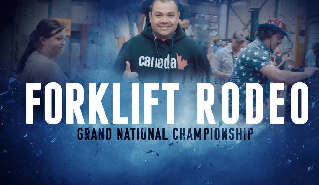 2019 Dot Foods Annual Forklift Rodeo National Championship