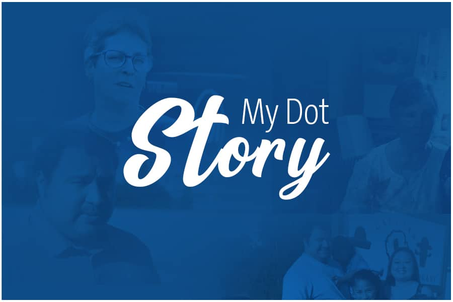 These Are Our Dot Stories | #MyDotStory