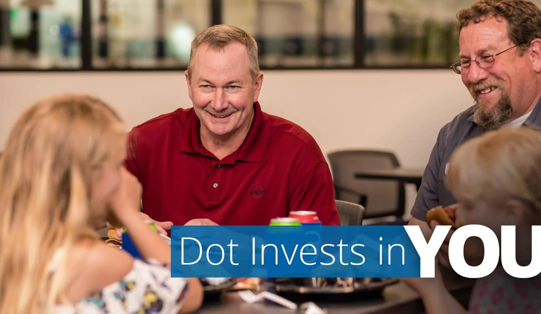 Dot Invests in You