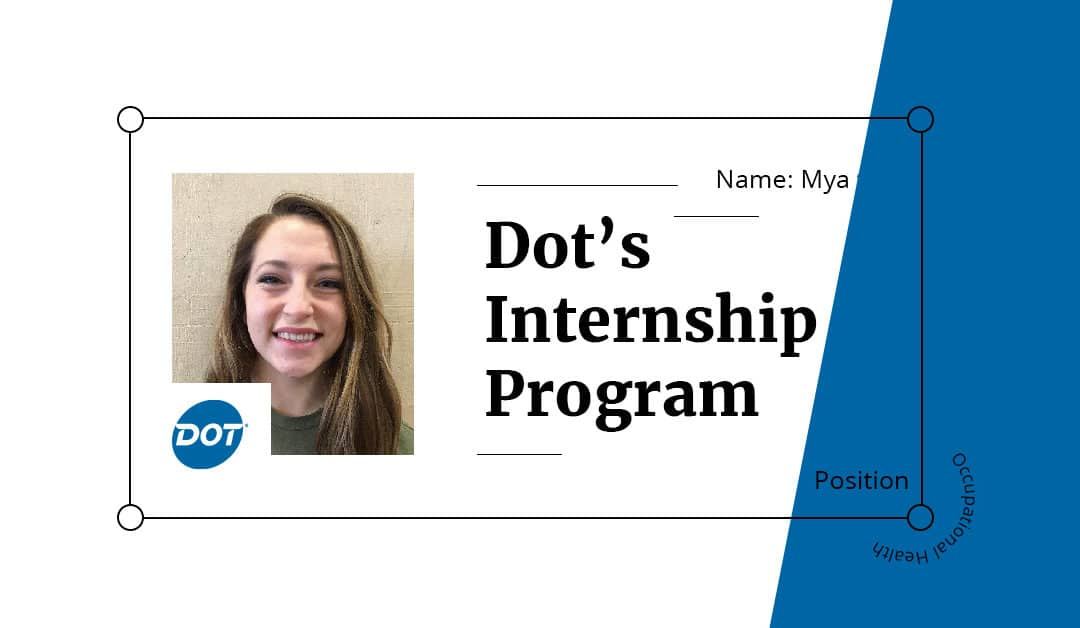Top 3 Takeaways from Dot's Internship Program: Part IV