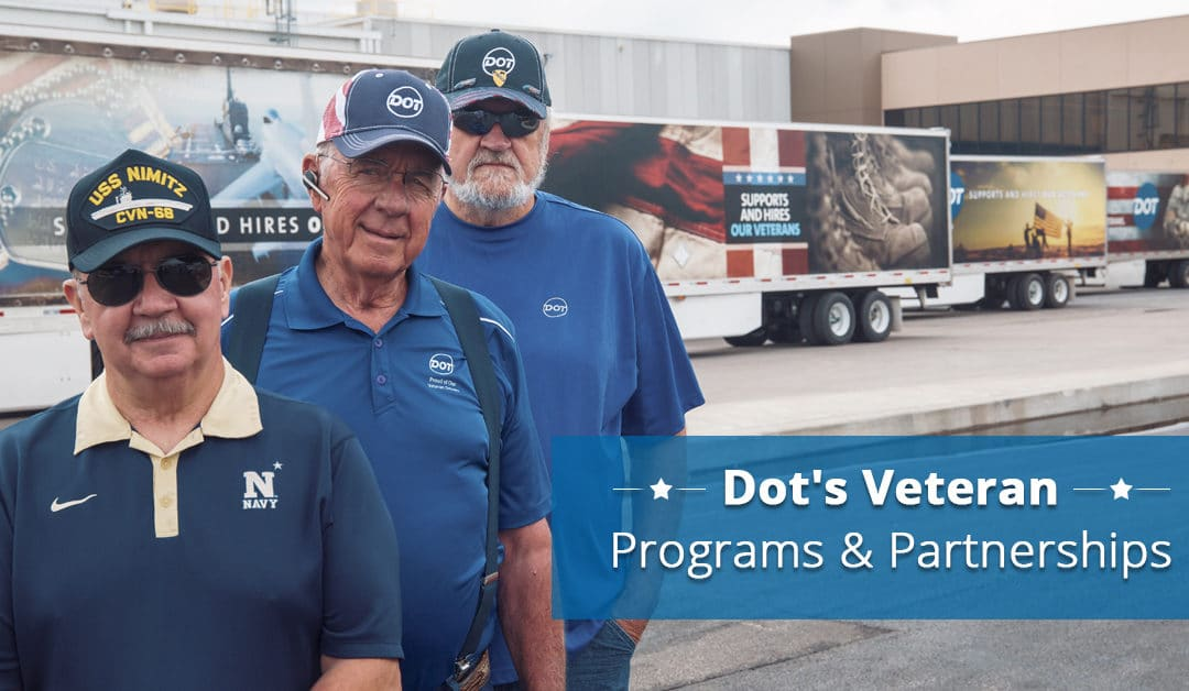 Veteran Partnerships & Programs at Dot Foods