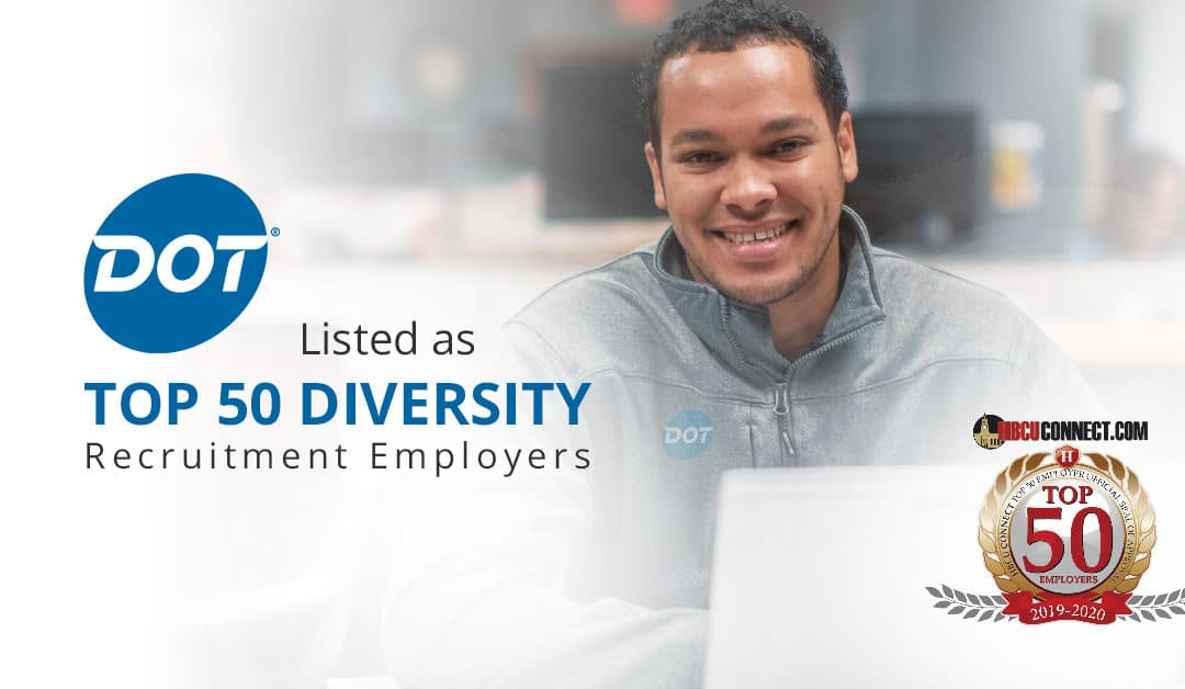 Dot Foods Named One of Top 50 Diversity Recruitment Employers of 2019 by HBCU Connect