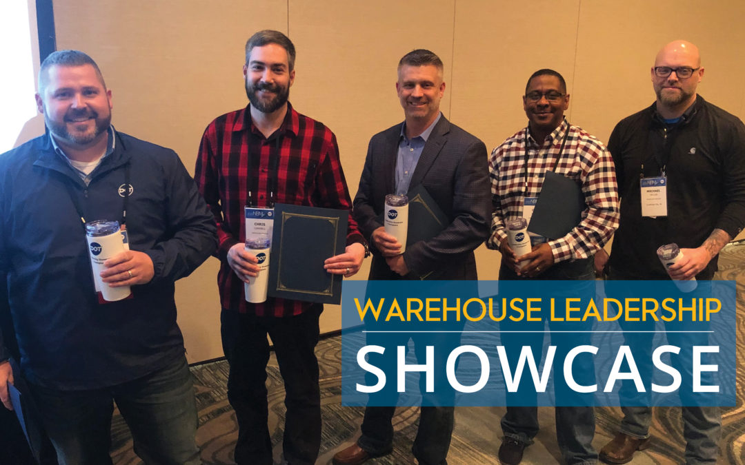 Warehouse Leadership Showcased Their Innovative Ideas at NBM 2020