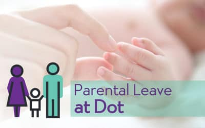 Dot Helps You Prepare for Baby's Arrival