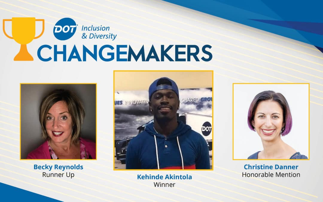 Fall 2020 Diversity Changemaker Award