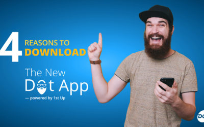 Top 4 Reasons Dot Employees Should Download the Dot App