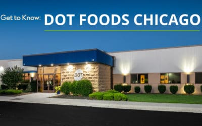 Get to Know: Dot Foods Chicago