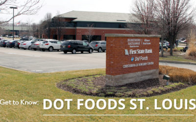 Get to Know Dot Foods St. Louis