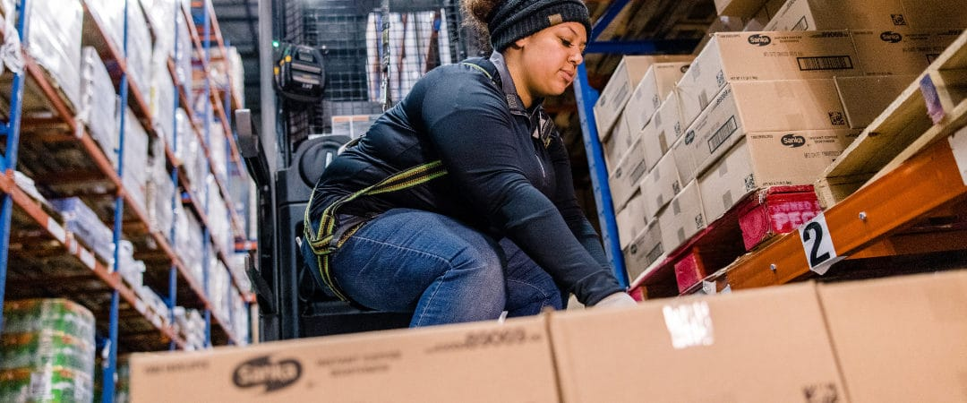 "What it Means to be a ""Warehouse Material Handler"" at Dot Foods"