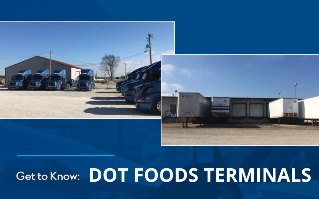 Get to Know: Dot Transportation Terminals