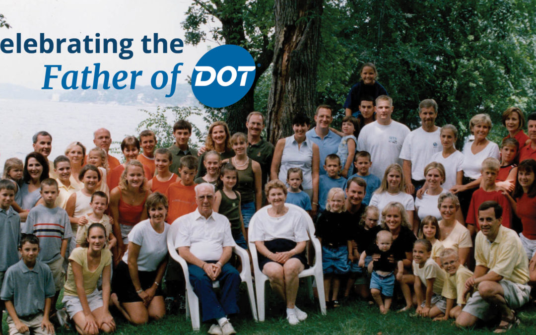 Celebrating Father's Day: About Dot Foods' Co-Founder Robert Tracy