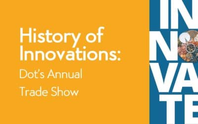 History of Innovations: Dot's Annual Trade Show